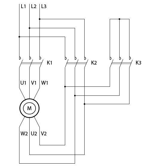 двигателей по схеме
