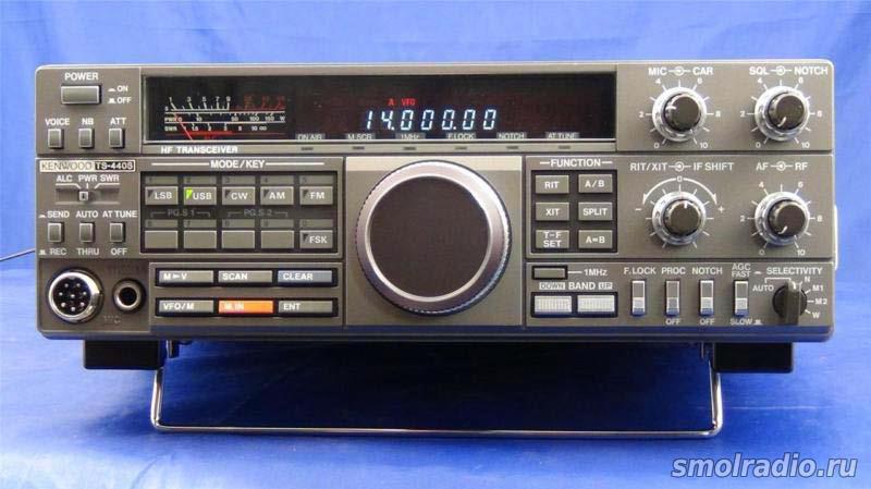 Kenwood ts-440sat инструкция на русском